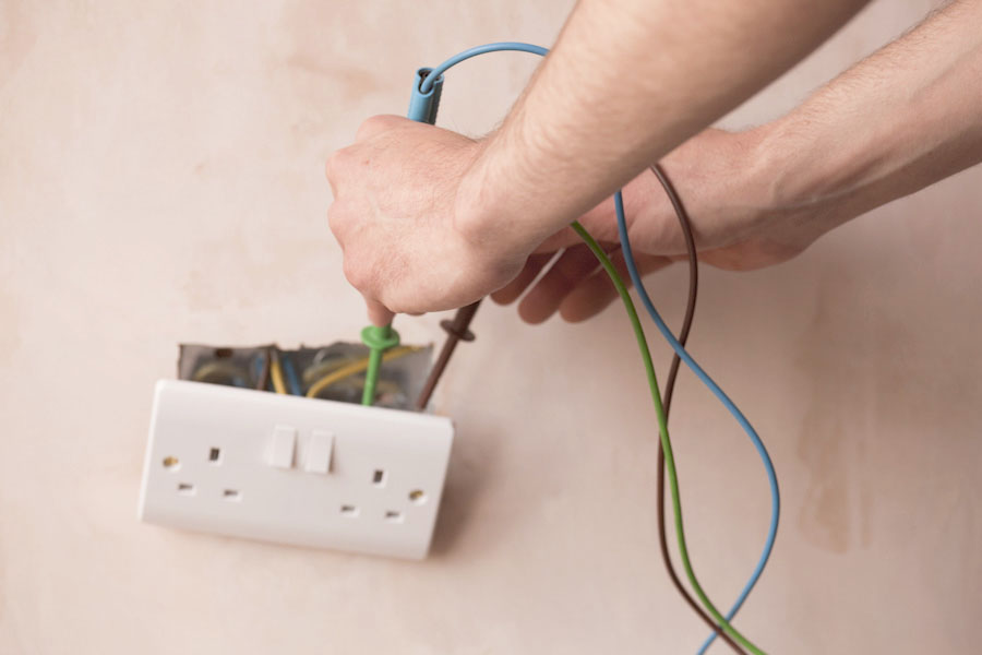 socket testing is included in an Electrical Installation Condition Report