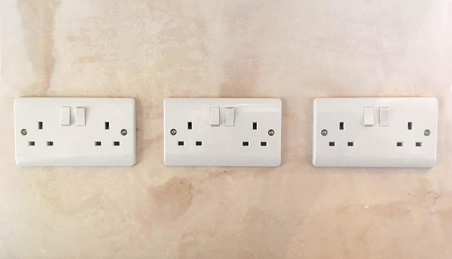 """""""second fix sockets"""