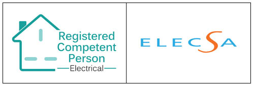 Elecsa Registered Competent Person Electrical