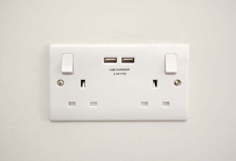 """""""USB sockets"""
